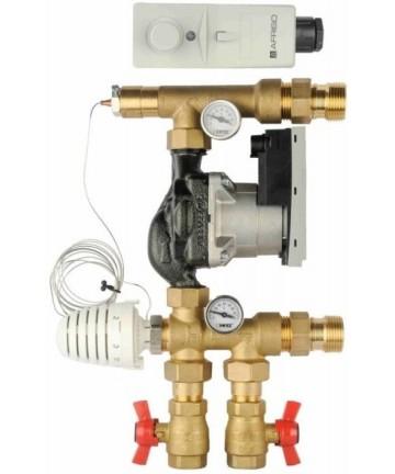 Grup amestec pardoseala cu pompa electronica HERZ Armaturen -1732005 - -Seturi pentru incalzire in pardoseala -1,812.49 --20%