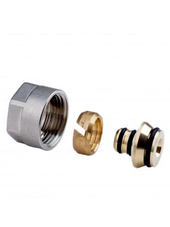"""Adaptor Eurocon 3/4"""" - 17x2 mm pentru tevi multistratificate -TP99-67861612 -FERRO -Racorduri pentru tevi multistratificate -..."""