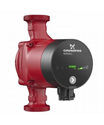 Pompa de circulatie Grundfos Alpha2 L 25-60 180, H max. 6 m, Q max. 3 mc/h, PN 10, 230 V, 95047564 -95047564 -Grundfos -Pompe...