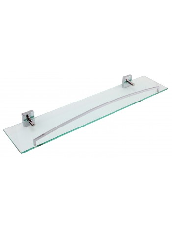 Polita de sticla cu margini metalice Metalia 12 -0253.0 -FERRO -Metalia 12 -243,99RON -