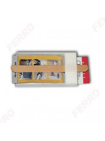 Adeziv - pentru montarea Metalia 1, 11, 12 -6100.L -FERRO -Metalia 12 -26,99RON -