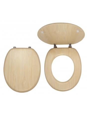 Capac WC Lemn de mesteacan -WC/BRIZA -FERRO -Capace WC -99,99RON -product_reduction_percent