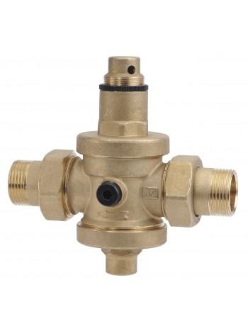 Reductor de presiune 1 -RC25 -FERRO -Elemente de siguranta si reglaj -249,99RON -