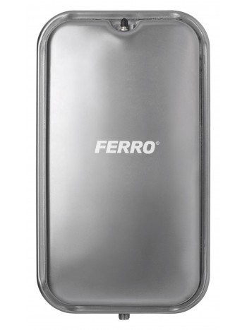 Vas de expansiune 8L pentru apa calda cu racord 3/4 -CO8PR -FERRO -Vase de expansiune pentru instalatii de incalzire -212,40...