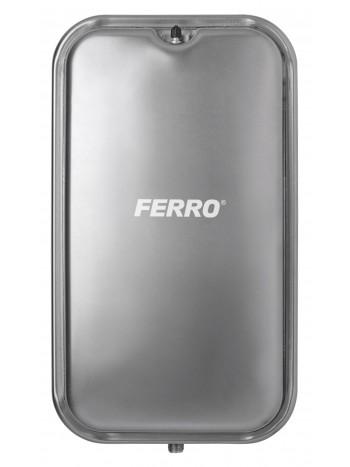 Vas de expansiune 12L pentru apa calda cu racord 3/4 -CO12PR -FERRO -Vase de expansiune pentru instalatii de incalzire -214,1...