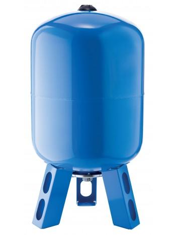 Vas de expansiune apa rece montaj pe pardoseala cu racord 1 -CWU100S -FERRO -Vase de expansiune pentru apa rece si climatizar...