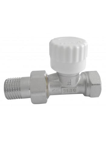 Robinet tur termostatic cu presetare, drept -ZT2Y -FERRO -Robineti termostatici -32,99RON -