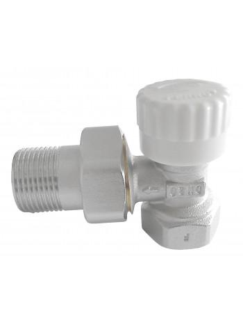Robinet tur termostatic cu presetare, coltar -ZT5YS -FERRO -Robineti termostatici -26,99RON -