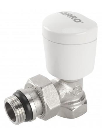 Robinet tur coltar cu posibilitate montaj cap termostatic 1/2x1/2 -ZTI5Y -FERRO -Robineti termostatici -32,99RON -product_re...
