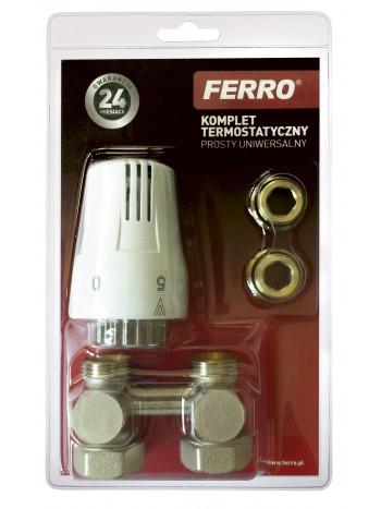 Set termostatat universal -ZTV01 -FERRO -Seturi termostatice -71,99RON -