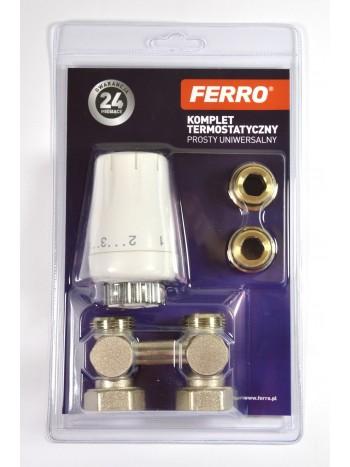 Set termostatat universal -ZTV07 -FERRO -Seturi termostatice -66,99RON -