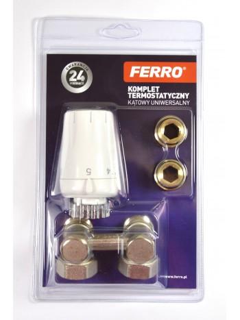 Set termostatat cu cot -ZTV08 -FERRO -Seturi termostatice -66,99RON -