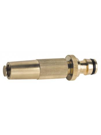 Ștut ajustabil din alama pentru furtun -DY3022C -FERRO -Accesorii alama pentru furtunuri de gradina -23,79lei -product_reduc...
