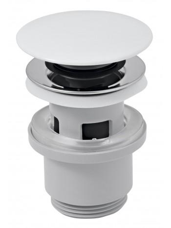Ventil click-clack pentru chiuvete cu preaplin D1¼ -S288PPC -FERRO -Ventile scurgere -78,53lei -product_reduction_percent