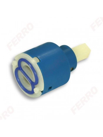 Cartus ceramic pentru baterii apĂ rece TITANIA IRIS 32 mm -CA/92005 -FERRO -Cartuse -21,99RON -