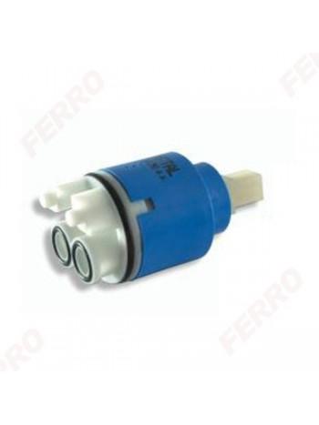 Cartus ceramic pentru baterii NOBLES ELIPTIC 40 mm -CA/3000 -FERRO -Cartuse -71,99RON -