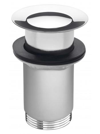 Ventil click-clack fara preaplin inchis G 1 1/4, crom -S283B -FERRO -Ventile scurgere -49,99RON -