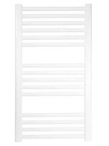Radiator de baie alb, simplu, curbat 450*1200 -450/1200.1 -FERRO -Radiatoare pentru baie -269,99RON -