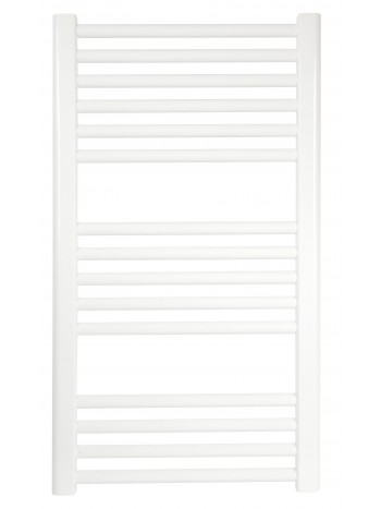Radiator de baie alb, simplu, curbat 600*1800 -600/1800.1 -FERRO -Radiatoare pentru baie -499,99RON -