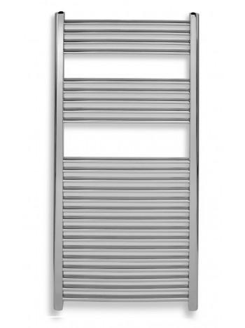Radiator de baie cromat, simplu, drept 450*1200 -450/1200/R.0 -FERRO -Radiatoare pentru baie -499,99RON -