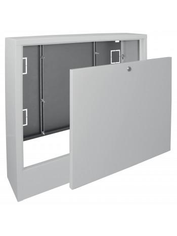 Cutie distribuitor/colector-montaj aparent 455/580/120 -SZN-1 -FERRO -Dulapuri pentru distribuitoare din alama -154,99RON -