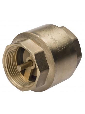 "Supapa de retinere cu arc alama 6/4"" -ZZM5 -FERRO -Alte tipuri te robineti pentru apa -58,99RON -"