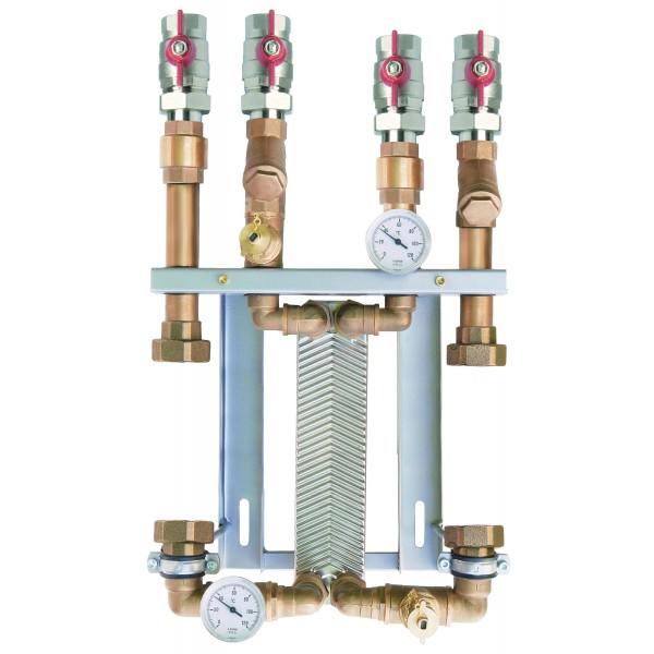 Set schimbator-pompa fara pompa 25-30kw