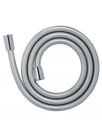 Silver Shine - furtun dus L-150 cm PVC, argintiu anti-twist -W41 -FERRO -Furtune dus -59,49RON -product_reduction_percent