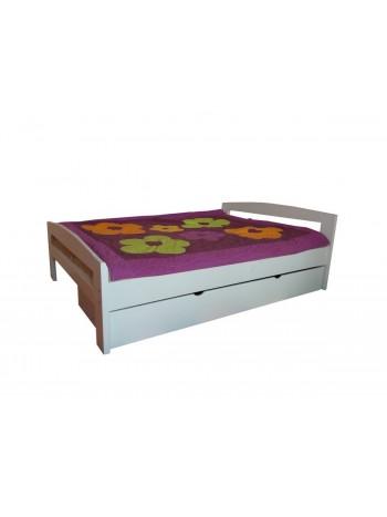 Pat dormitor Serena, cu lada de depozitare, 2 persoane ,140×200 cm -WD-140 - -Paturi si saltele -730,00RON -