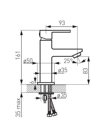 """Pachet 3 Baterii Ferro Zicco: Cada/Dus, Lavoar, Bucatarie """"Lebada"""", crom -BZI11-BZI2-BZI4 -FERRO -Seturi baterie dus  -789,99..."""