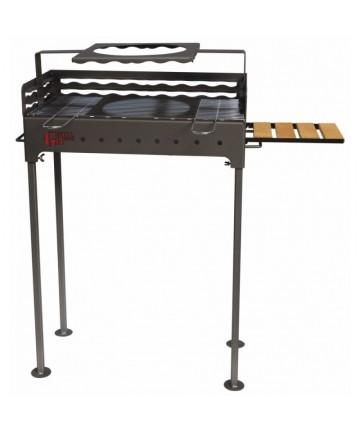 Gratar gradina din otel, FM Grill Premium, 58 x 30 cm -Premium 58 x 30 cm - -Acasa -379,99lei -