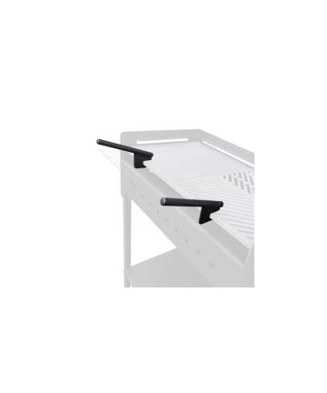 Gratar gradina din otel, FM Grill, cu grilaj fonta 60 x 35 cm -Fonta 60 x 35 cm - -Acasa -539,99lei -
