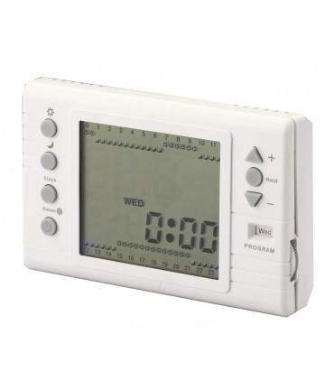 TERMOSTAT CAMERA DIGITAL PROGRAMABIL AC 710, IVAR -580012 -IVAR -Termostate electronice zilnic -209,99lei -