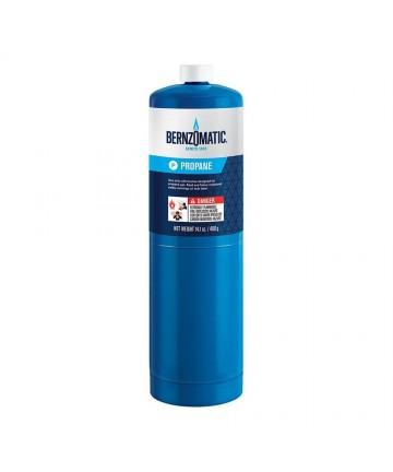 Butelie gaz BERNZOMATIC cu ventil PROPAN de 400 gr -BER.334114 -Frankische -Consumabile si accesorii lipire/brazare -74,99le...