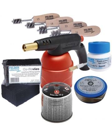 Pachet instalator pentru lipire moale 100gr + 1 butelie cadou -CAM.PG900_INST100 -Frankische -Consumabile si accesorii lipire...