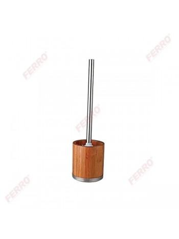 Suport perie WC -K14F -FERRO -Bambus -59,99RON -