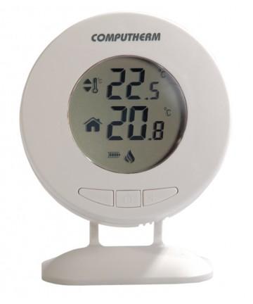 Temostat de ambient fara fir neprogrambail Computherm T30RF -T30RF -COMPUTHERM -Termostate electronice saptamanal -153,99lei -
