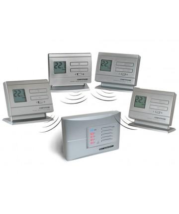 Termostat de ambient fara fir Computherm Q5 RF -Q5RF -COMPUTHERM -Termostate electronice saptamanal -313,99lei -
